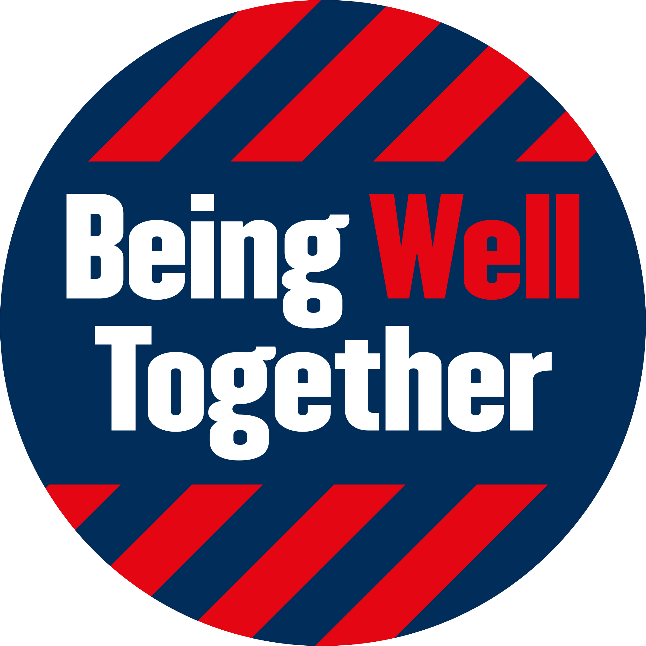 Being Well Together Logo RGB